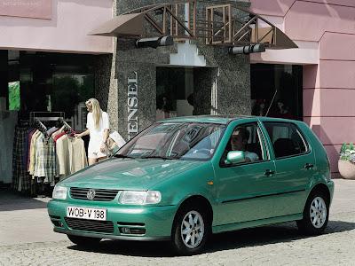 VW Polo prawa lampa ORYGINAŁ