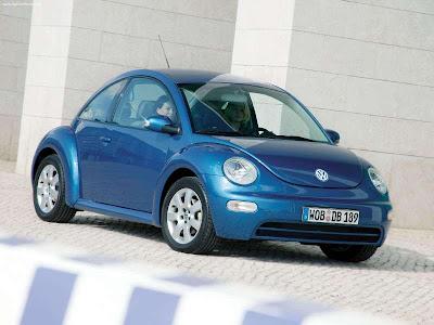 2003 Volkswagen New Beetle Cabriolet. 2003 ABT VW New Beetle