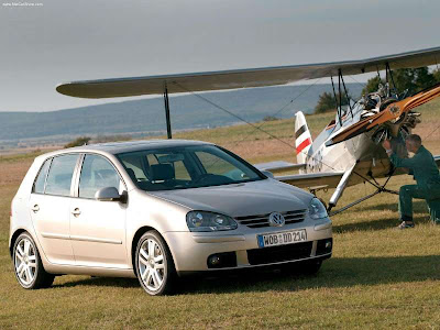 2004 Volkswagen Golf 2.0 TDI 5door. Volkswagen Golf Mk V