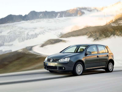 2004 Volkswagen Golf 4MOTION