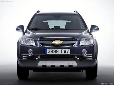 2004 Chevrolet S3x Concept. 2008 Chevrolet Captiva Sport