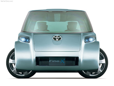 2006 Toyota Fine-T Fuel Cell Hybrid Concept