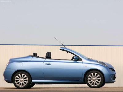 2002 Nissan Yanya Concept. Nissan Micra C+C