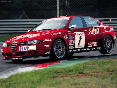 Alfa Romeo 156 Tuning Styling. Alfa Romeo 156 GTAm
