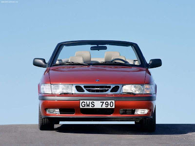 2001 Saab 9-3 Convertible wallpapers