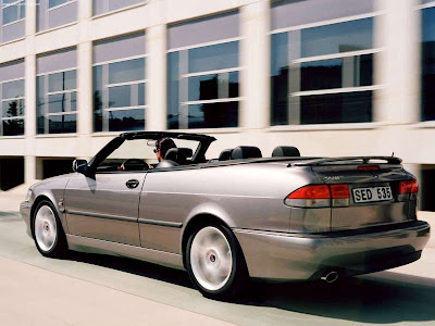 Saab 9-3 Aero Convertible Saab 9-3. The Saab 9-3 is an entry-level luxury