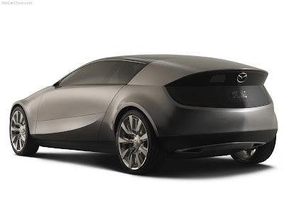 Mazda Senku Concept Mazda SENKU The pursuit of dreams and confident
