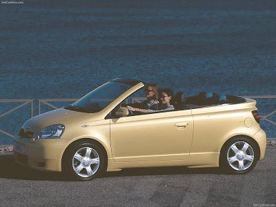 Toyota Yaris 2000 Interior. 2000 Toyota Yaris Cabrio