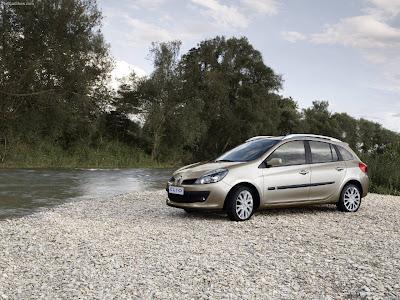 Planet Dcars 2008 Renault Clio Estate