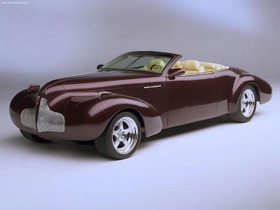 2001 Buick Blackhawk Concept | Buick Autos Spain