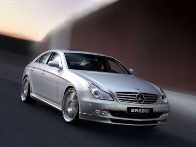 2004 Brabus Mercedes-Benz CLS