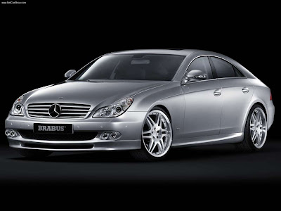 Brabus Mercedes-Benz CLS (2004) 2004 Brabus Mercedes-Benz C V8 Sports Coupe