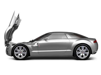 2006 Saturn Prevue Concept. 2004 Saturn Curve Concept