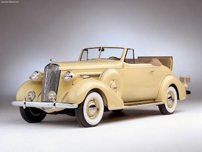 1936 Buick Century. Buick siglo (1936-1942)