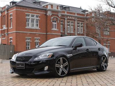 2007 Wald Lexus Is. 2007 Wald Lexus IS