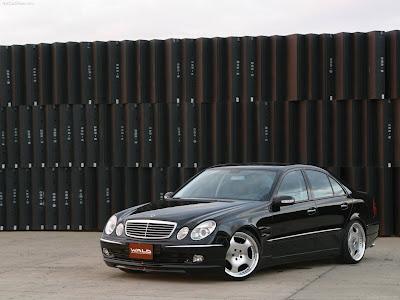 2001 Wald Mercedes-Benz E-