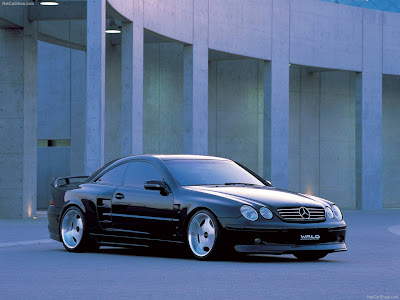 2001 Wald Mercedes-Benz CL-Class Monster