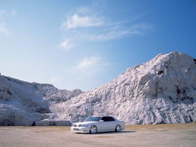 2000 Wald Lexus LS PICS