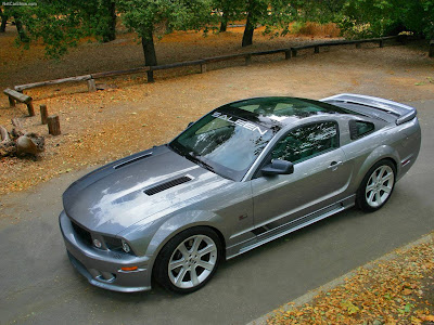 2006 Saleen Ford Mustang S281 Scenic Roof. 2006 Saleen Ford Mustang S281