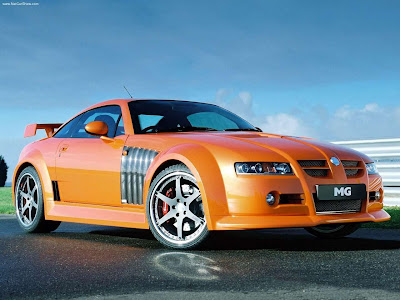 2004 Mg Xpower Svr. boasts the-litre,mg xpower
