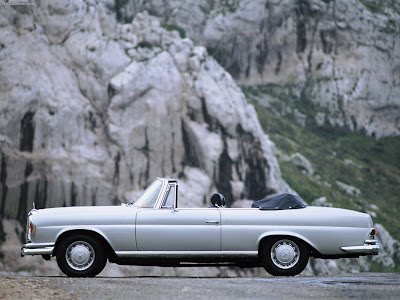 1969 Mercedes-Benz 280 SE 3.5 Cabriolet