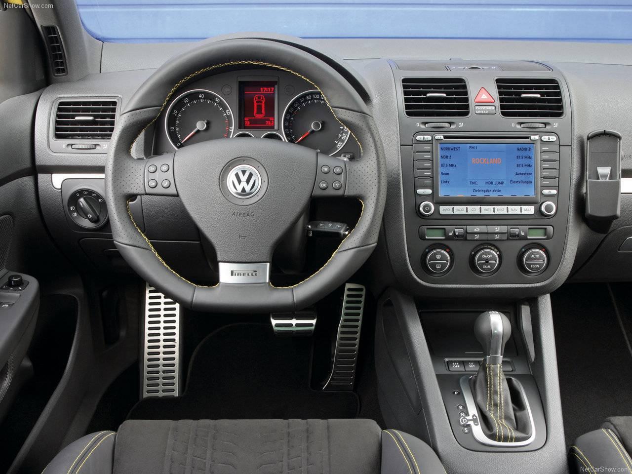 2007 Volkswagen Golf GTI