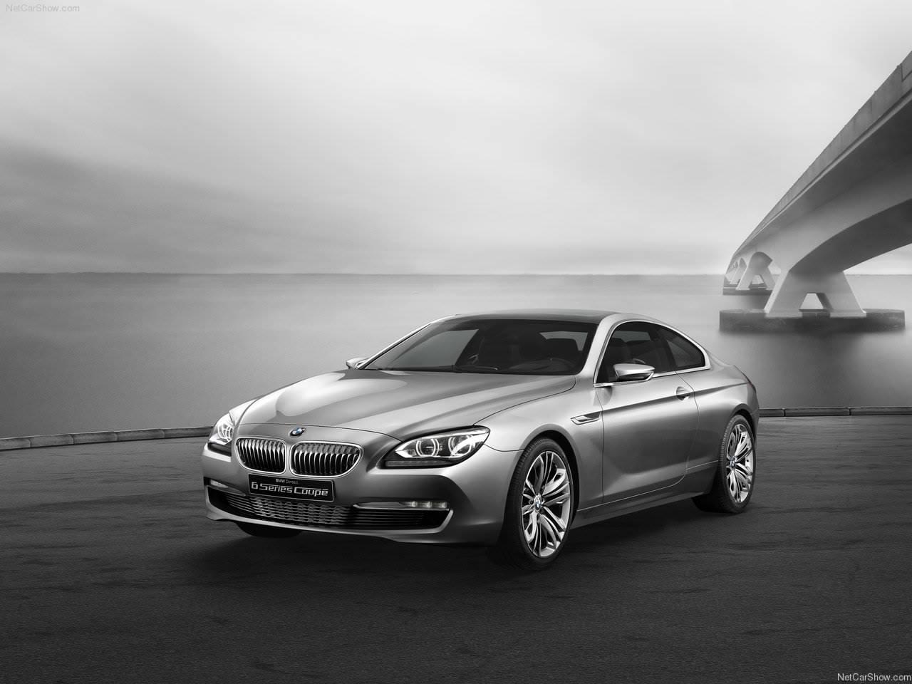BMW AUTO CAR : 2010 BMW 6-Series Coupe Concept