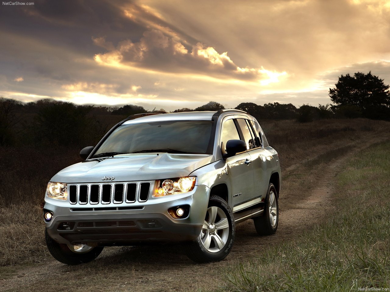 2011 Jeep Compass Jeep Autos Spain
