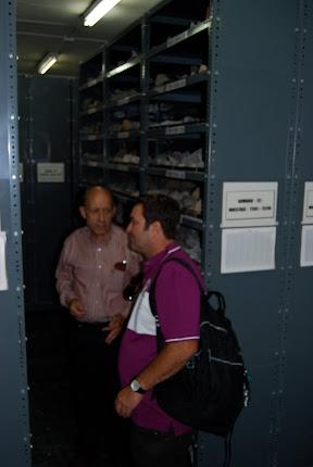 Facultad de Geología de la Complutense, Madrid