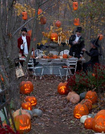 Vintage Halloween Dcor Decorations Ideas