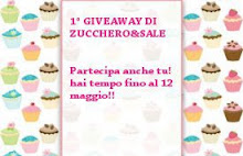 Giveaway di Zucchero & Sale