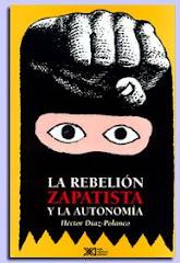 La Rebelión Zapatista y la Autonomía, Siglo XXI Editores, 1997.