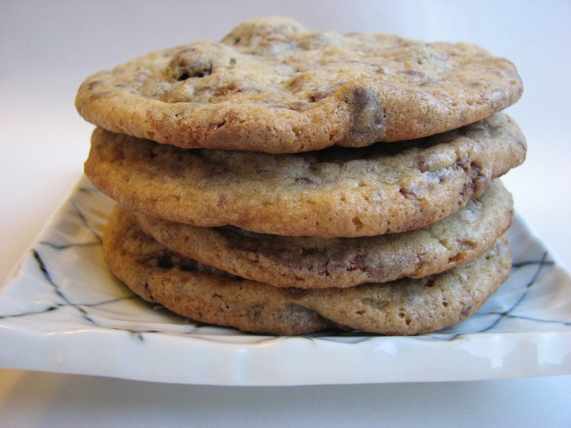 Recipes for leftover chocolate chip cookies