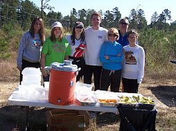 2008 Tour de Ouachita Rest Stop #4