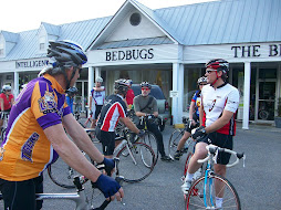 The Bike Source Ride Start 4-13-09