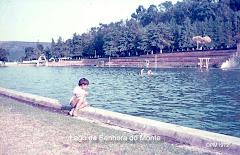 SÁ DA BANDEIRA A PISCINA DA CIDADE - ANO 1967.