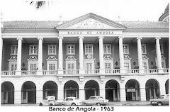 BANCO DE ANGOLA - ANO 1963.