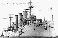 HMS Kent 1904