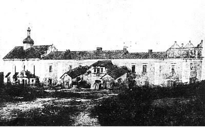 Замок у Старокостянтинові. Староконстантиновский замок.