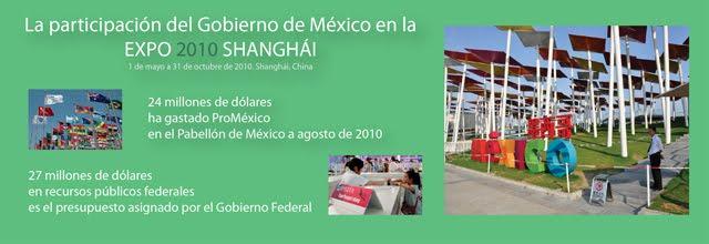 México en la Expo 2010 Shanghái