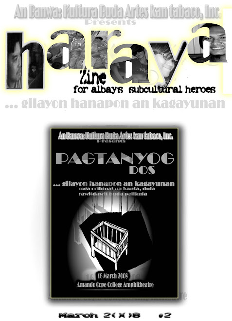 Haraya: Second Issue cover