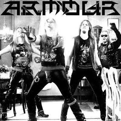 Armour: Entrevista com Pete Talker