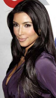 kim kardashian haircut