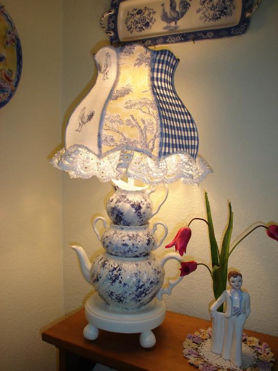 The Cutest Cottage Lamps Etc