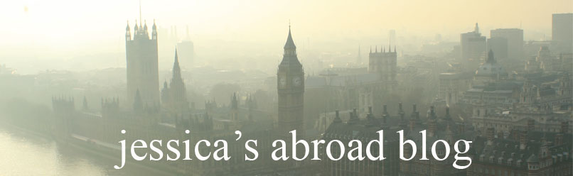 jessica's abroad blog