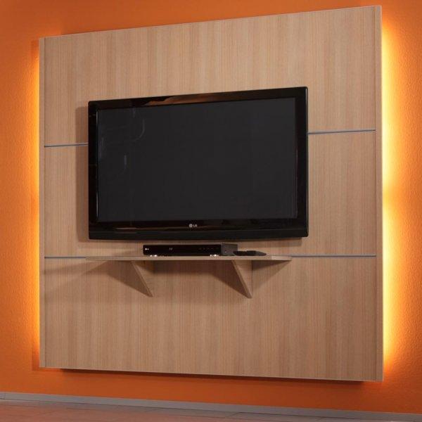 El rinc n de sonia decoraci n noviembre 2010 - Tv en la pared ...