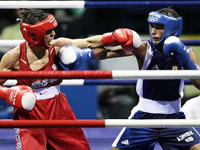 Puerto Rico Primary on Cuba Defeats Puerto Rico In Olympic Boxing