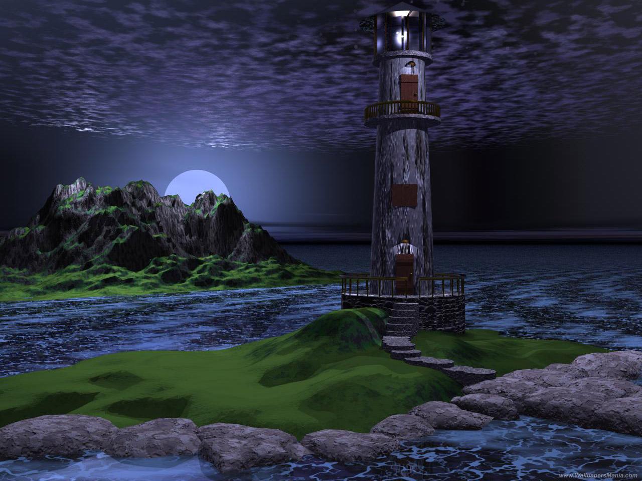 Fantasy Pictures - Fantasy Landscape