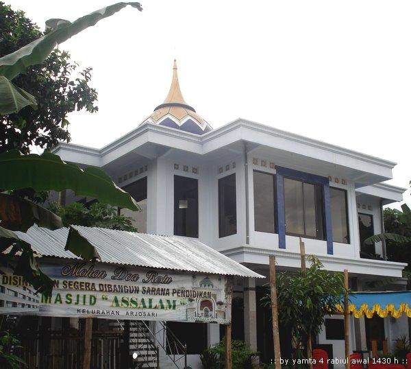 Peresmian Masjid Assalaam 7