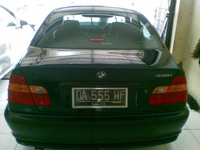 Di jual BMW 318i th 1999 A/T